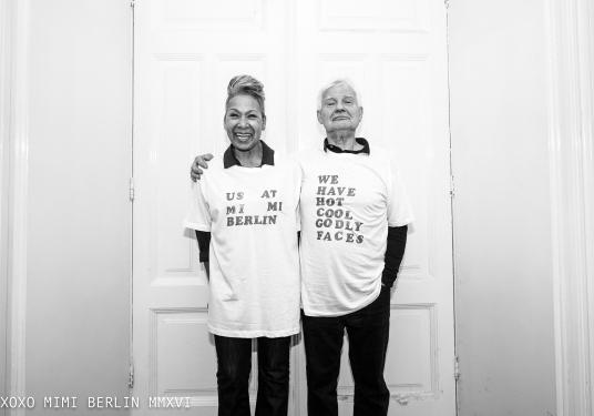 MimiMalist Twin T-shirts