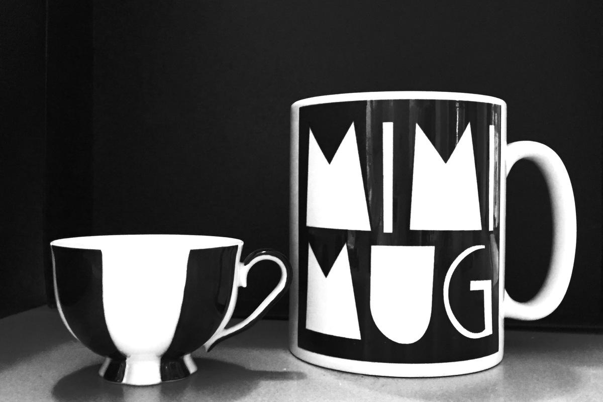mimimalist mug by mimiberlin