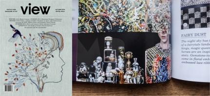 Textile View magazine (issue #107/Autumn 2015)